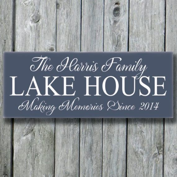 Personalized Beach House Plaques: Best 25+ House Name Plaques Ideas On Pinterest