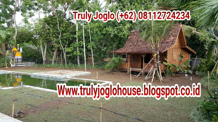 """We made a Javanese traditional wooden house using primitive panels as the front wooden walls. Size 5.5m X 7 meters. All teak. This is called """"Rumah Geladak Jawa"""" Info & quotes : Telp/Whatsapp:(+62) 08112724234 Facebook: Arif Joglo Java Bali email: Truly.Arifsuryanto@Gmail.com Www.trulyjoglohouse.blogspot.co.id"""