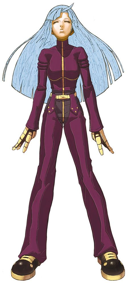 Kula Diamond - The King of Fighters 2002