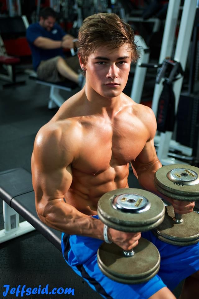17 Best images about Jeff Seid on Pinterest | Models, In love and Hot