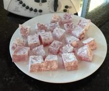 Recipe Turkish Delight Squares by leonie - Recipe of category Desserts & sweets