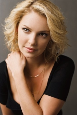 Katherine Heigl - new hairstyle?