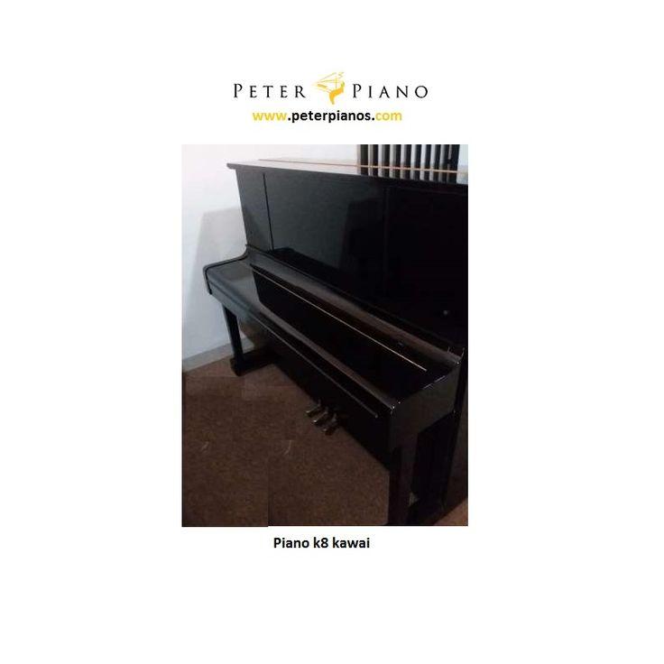 Piano asli Jepang kondisi sangat bagus dan terawat, suara sound empuk, warna coklat kayu limited edition.  Peter Piano menyediakan lebih dari 100 unit piano baru / second kualitas terbaik di kelasnya dengan harga yang bersahabat dan bergaransi.  Bisa Cash atau Kredit dengan cicilan sampai 3thn, syarat mudah hanya fotocopy KTP saja, proses mudah.  Garansi 3thn sparepart services, Gratis stem 2x, Gratis pengiriman Jabodetabek, Gratis bangku piano & lainnya.   Visit website kami utk lokasi