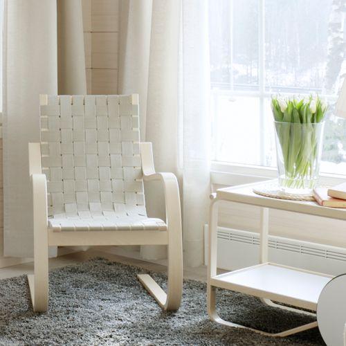 Artek Alvar Aalto - Lounge Chair 406