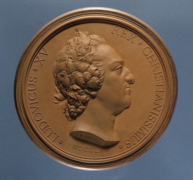 Louis XV relief