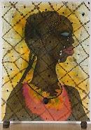 Tate Britain      | Level:1st Floor    No Woman, No Cry 1998  Chris Ofili