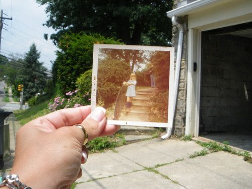 Dear Photograph,    40 years later it's still nice to know my mom was always one step behind watching over me.    -Teri