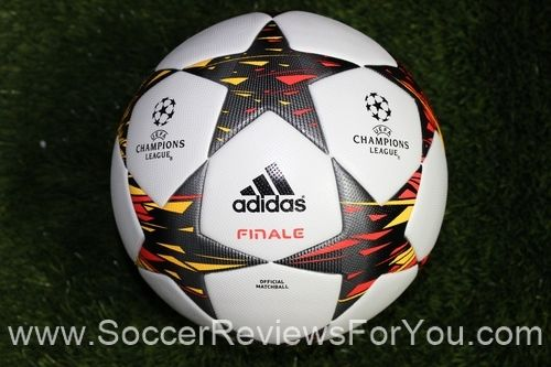 adidas Finale 14 Official Match Ball Review
