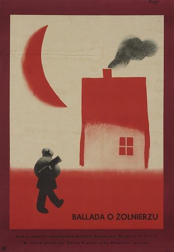 1959 Wojciech Fangor - Ballad of a Soldier