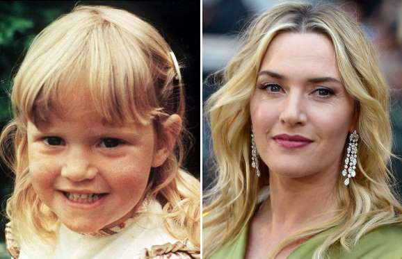 Kate Winslet - White & Reed/REX; George Pimentel/Getty Images