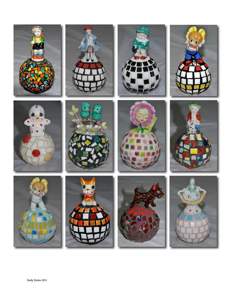 Shelly Zeiden - Mosaics Rattles
