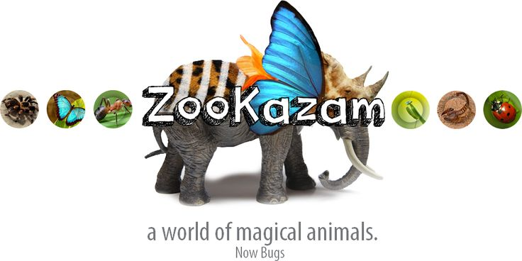 ZooKazam - a great free iOS app for Augmented Reality in the Science classroom