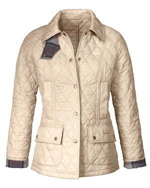 Barbour Steppjacke Summer Beadnell (beige) - Jacken - Bekleidung - Damenmode Online Shop - Frankoniamoda.ch