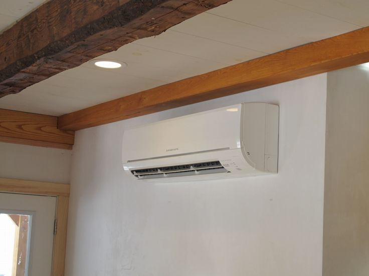 Cold Weather Tests the Limits of Our Mini-Split Heat Pump - BuildingGreen