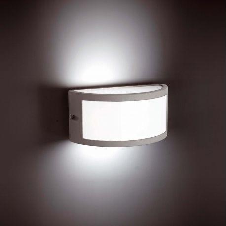 rebajas lmparas para fachadas negras econmicas luces de pared con proyeccin de luz en la