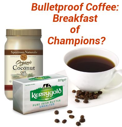 How to make Bulletproof coffee and why you should bother..
