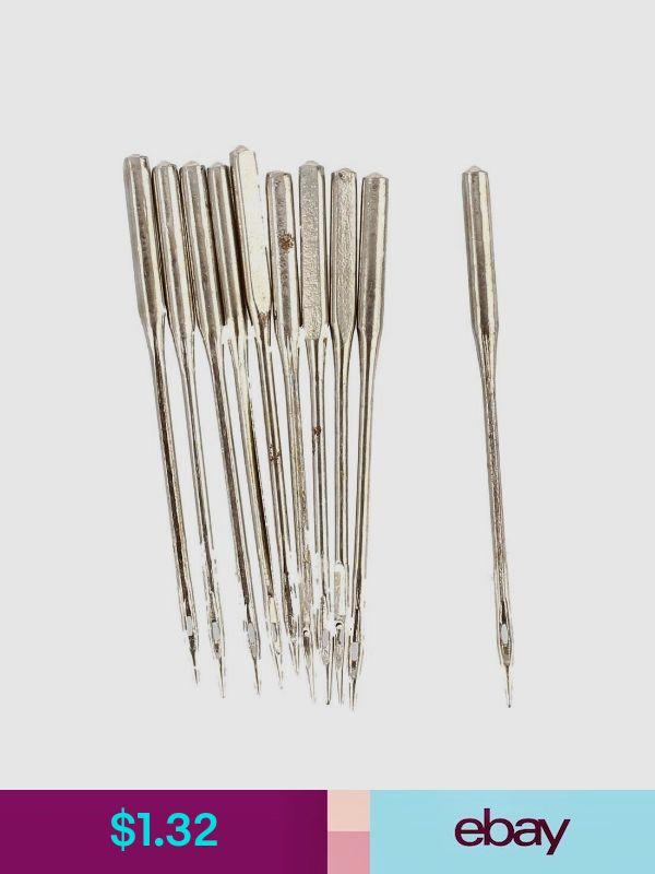 10Pcs 15x1 HAx1 130//705H Home Sewing Machine Needles V5E4 Z4G7