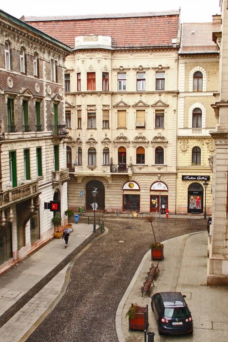 Designed in the style of 19th century Paris, and left largely untouched, the streets surrounding the Opera House in Budapest have an ambience that is hard to find in modern day Europe.