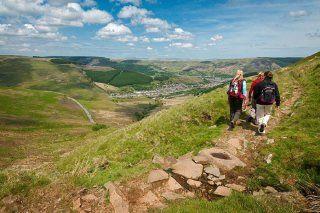Taff Trail, Pays de Galles