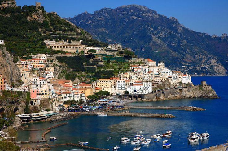 La Penisola Sorrentina: Amalfi, Conbipel, estateitaliana