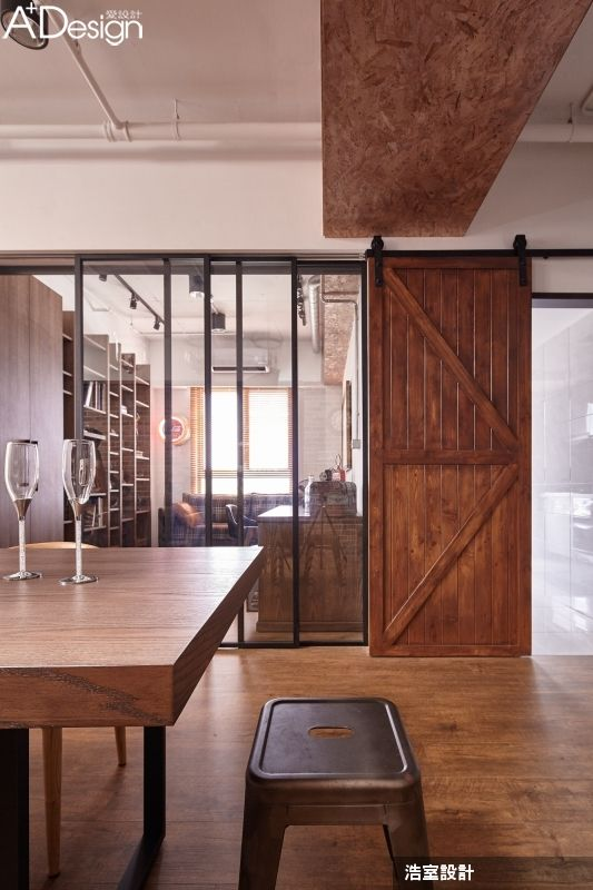 Interior Cat Door