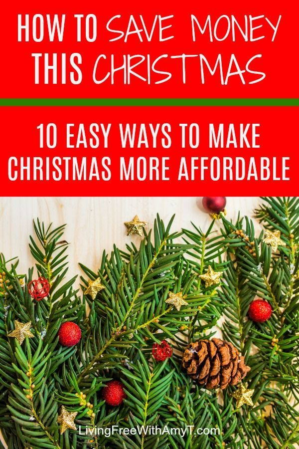 10 Ways To Save Money This Christmas 2018 | Share All Your Pins ...