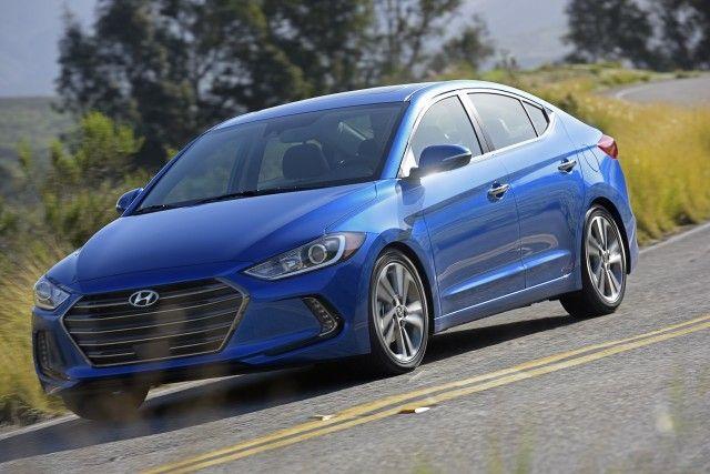 2017 Hyundai Elantra Review, Ratings, Specs, Prices, and Photos - The Car…