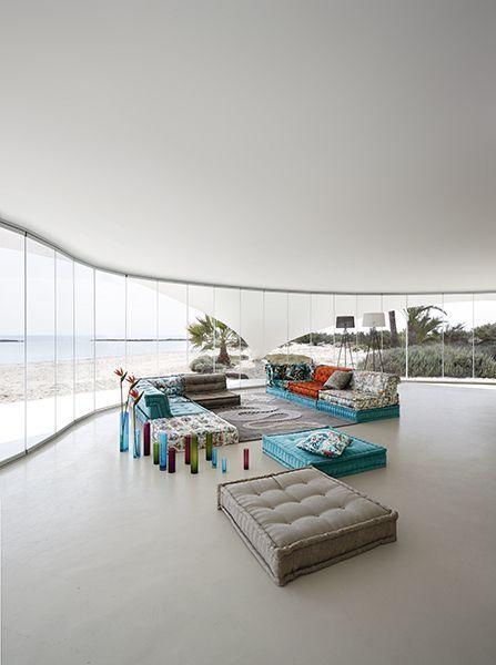40 best roche bobois images on pinterest design. Black Bedroom Furniture Sets. Home Design Ideas
