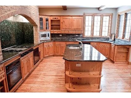 Kitchen yep i could find myself cooking in a kitchen like this