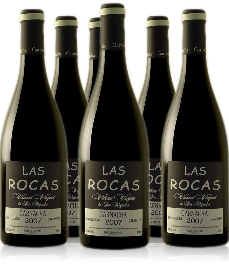 Las Rocas Viñas Viejas (D.O Calatayud) !!!