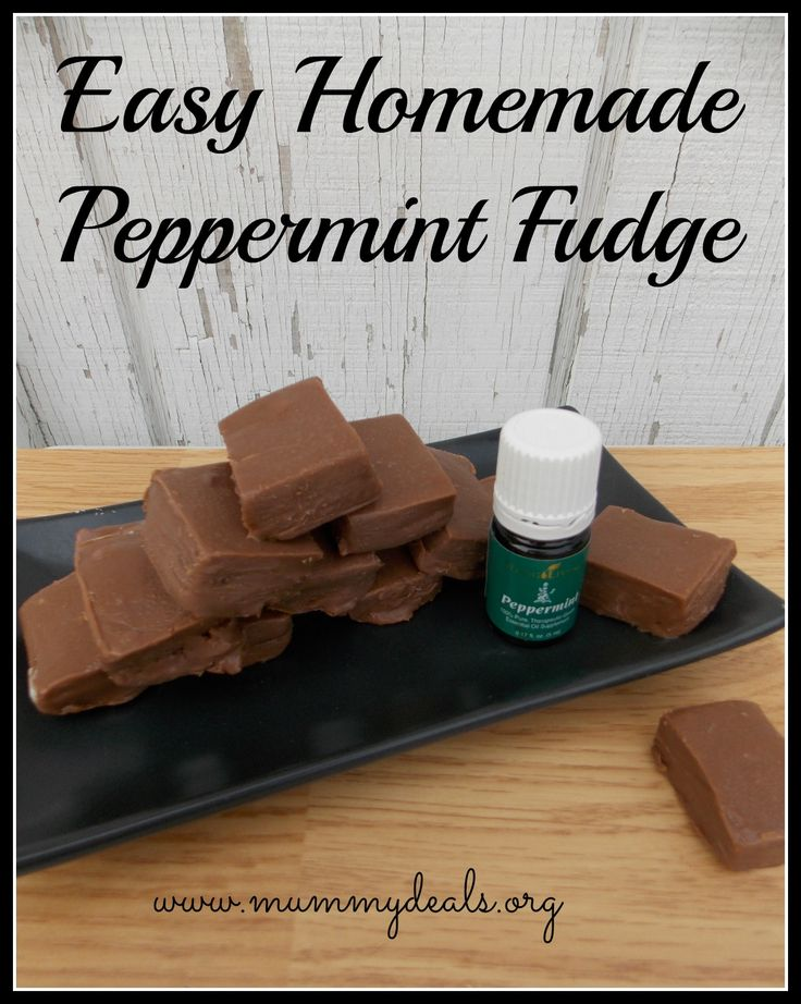 Right now I've been teaching a lot of classes on Young Living's AMAZING Essential oils that we've been using and I wanted to serve some Easy Homemade Peppermint Fudge. I came across this recipe on ...