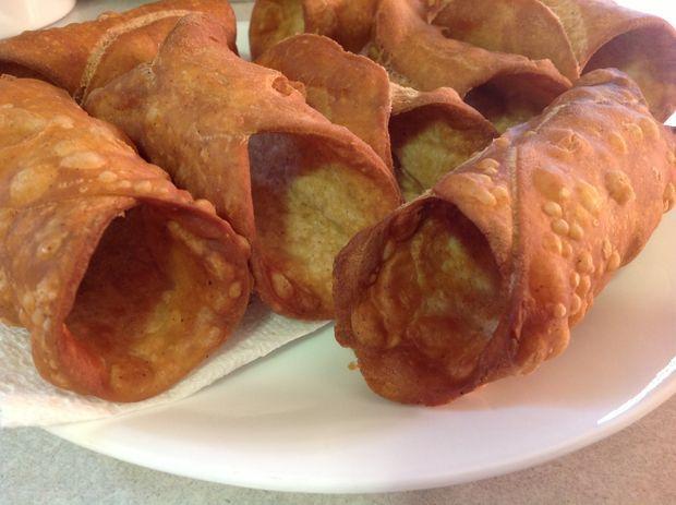 How to make homemade canoli shells!