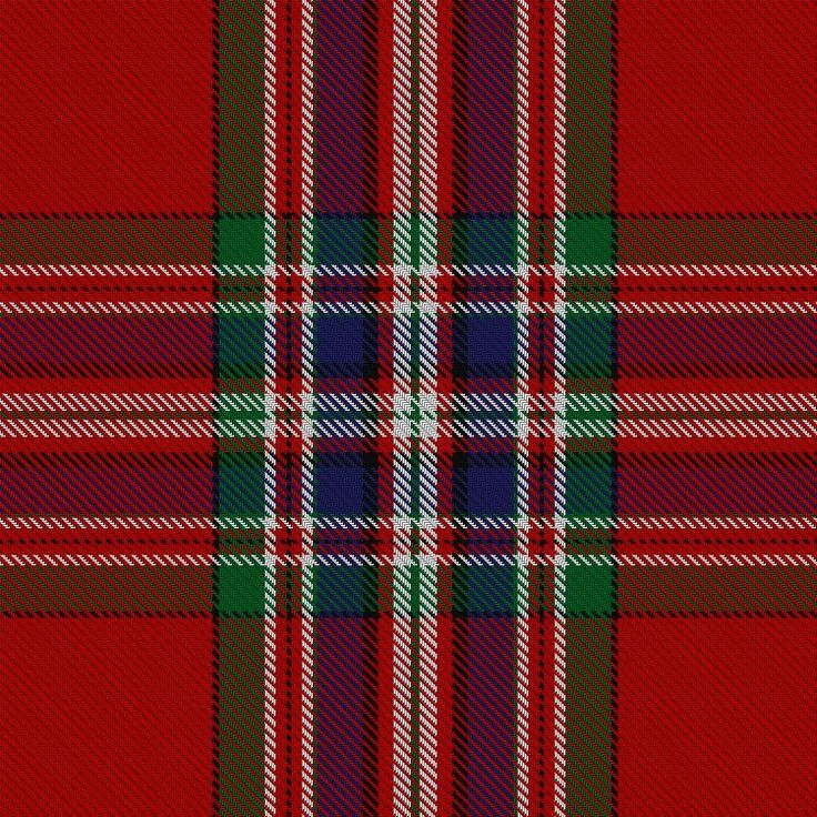 ~+~+~+ MacFarlane Tartan +~+~+ The MacFarlane Clan Modern tartan is a predominantly red tartan with white and green. The MacFarlanes are descendants of the Earl of Lennox whose brother was to bestow the lands at Arrochar, by Loch Long, confirmed to Iain MacPharlain in 1420. When Earl Duncan of Lennox was executed by James I the MacFarlanes had a valid claim to the title, yet it was given to the Stewarts by the crown. Initially there was some dispute but they would remain loyal to the…