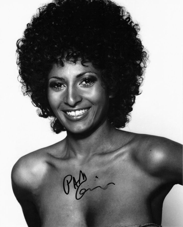 Nude pictures of pam grier pic 95