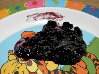 elderberry jam and syrup