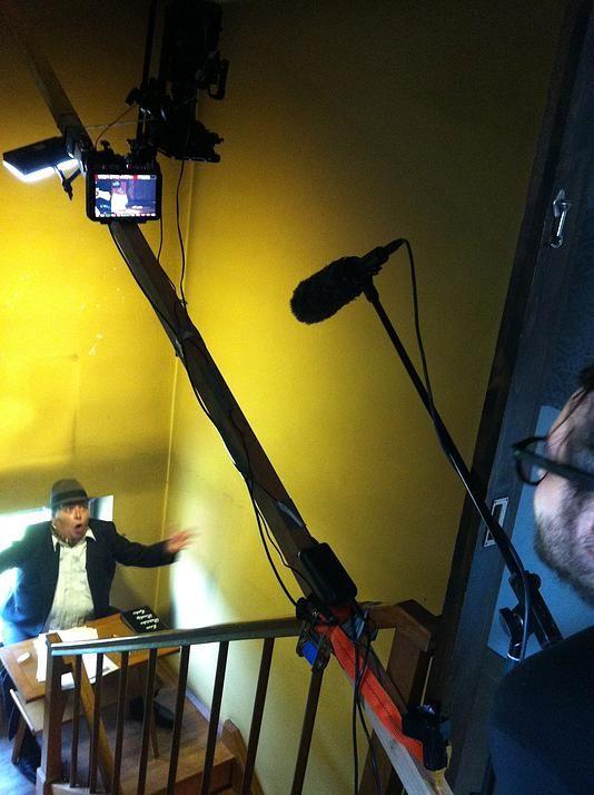 Bara Kolenc   Retorika Digital Cinema - End of shooting