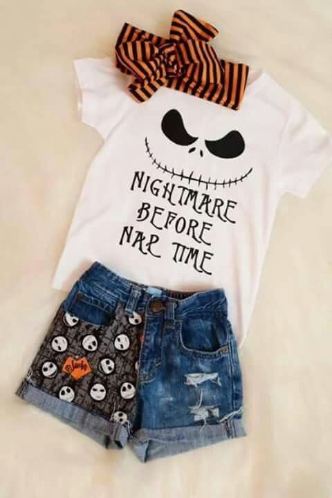 Nightmare before nap time | Cute baby clothes, Girl ...