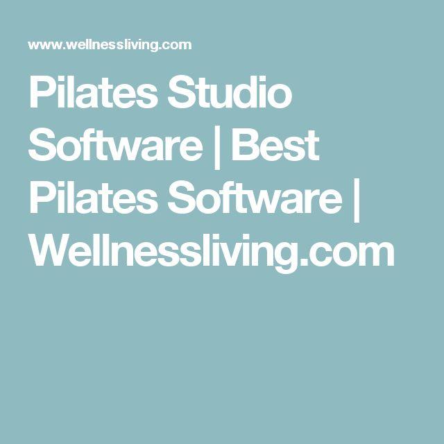 Pilates Studio Software | Best Pilates Software | Wellnessliving.com