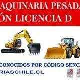 curso de excavadora y retroexcavadora Conductores Chile. Es una escuela de conductores prof ..  http://san-bernardo.evisos.cl/curso-de-excavadora-y-retroexcavadora-id-551083