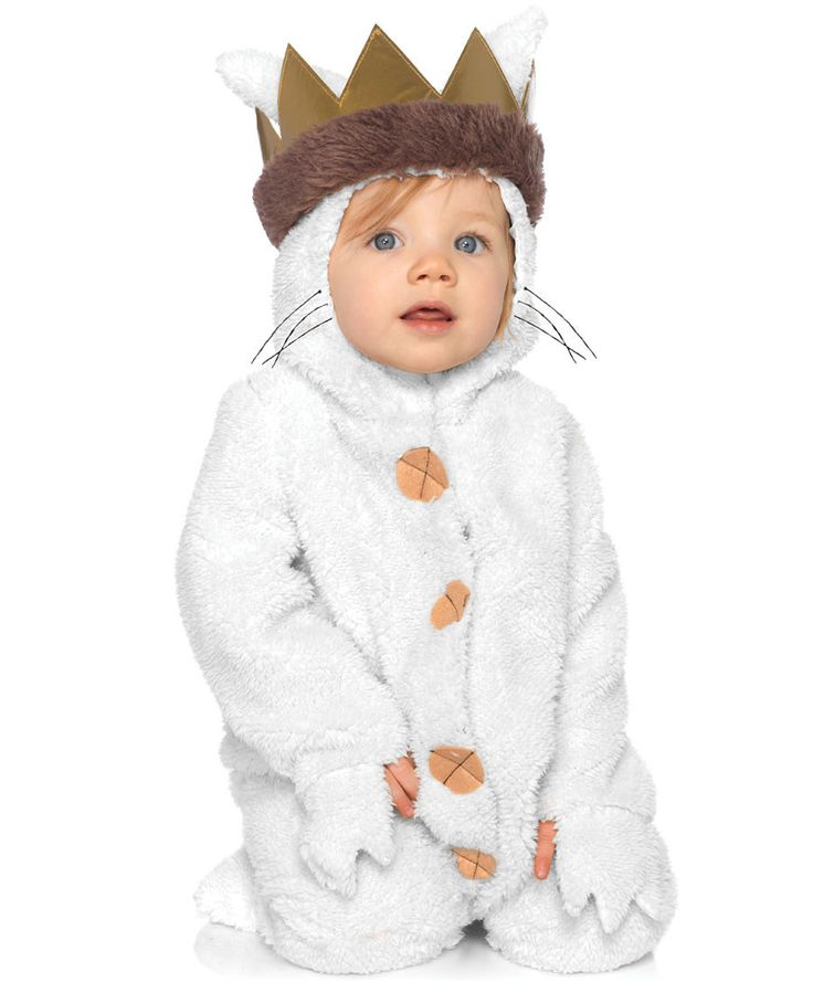 This adorable Where the Wild Things Are Max costume looks like it came straight out of the book!