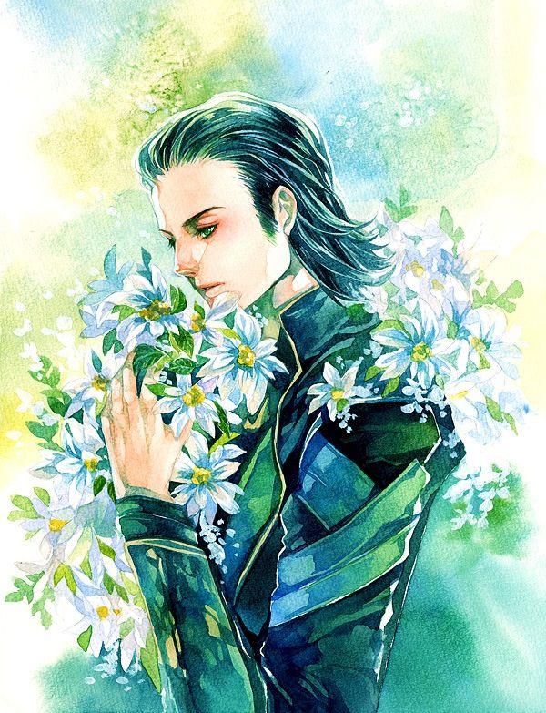 118 best Loki Fan art :) images on Pinterest | Loki ...