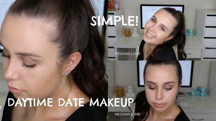 Simple Daytime Date Makeup | Meghan Lund