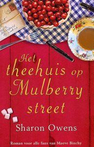13/52 #boekperweek Roman over de eigenaren en de bezoekers van het theehuis. ***