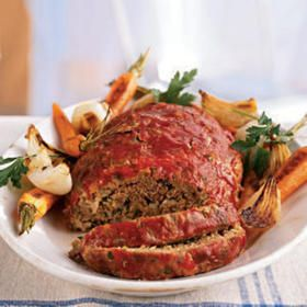 A collection of comforting meatloaf recipes for cooler weather