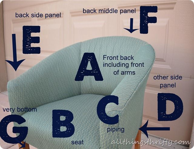 Quick Upholstery Tips and Tricks for YOU! Here's the order of reconstruction. One of these days I'm gonna tackle an upholstery project!