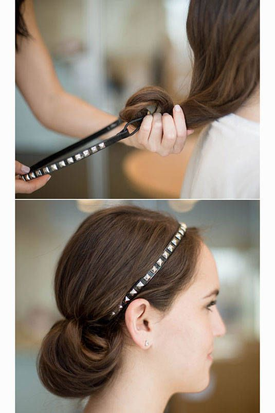 Fun and unusual ways to cut down on your styling time for this summer season. Click here for these easy hair tricks.