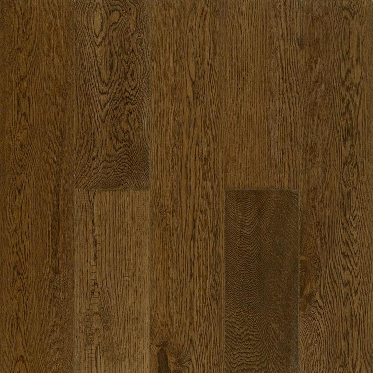 White Oak Hardwood Flooring Brown Shs5509 201 Le