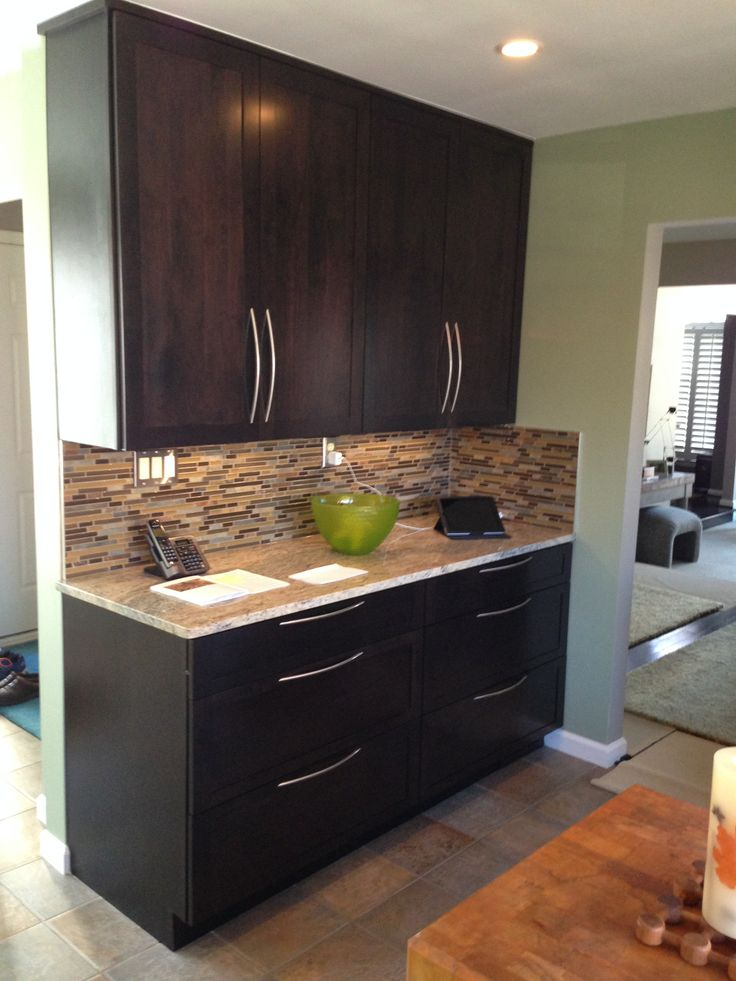 117 best Brown and Bold Kitchens images on Pinterest | Alexandria ...