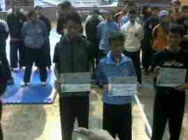 update Kejurda Remaja se-Jabar, IPSI Depok Raih 3 Medali Perunggu