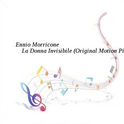 Ennio Morricone-La Donna Invisibile (Original Motion Picture Soundtrack)-Remastered-WEB-2014-ENTiTLED